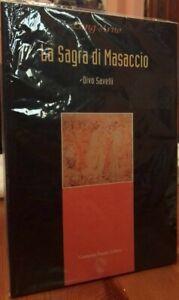 Divo Savelli LA SAGRA DI MASACCIO Giampiero Pagnini Editore 1998