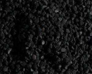 FALLER 170723 Gauge H0 Grit Material Coal Black 140g 100g=2,39 Euro