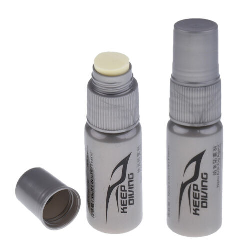 2x Portable SolidState Nano Anti Fog Agent Defogger for Diving Mask Goggles