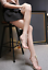 Women-039-s-Open-Toes-Rhinestones-PVC-Gold-Clear-Slingbacks-Sandals-Slim-High-Heels thumbnail 6