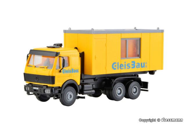 Kibri H0 16310 MB A Wechsellader m. Baucont. GleisBau  NEU/OVP