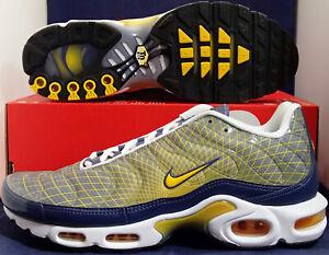 Nike-Air-Max-Plus-OG-Wave-Grid-Steel-Spun-Yellow-White-TN-SZ-11-BV1983-500
