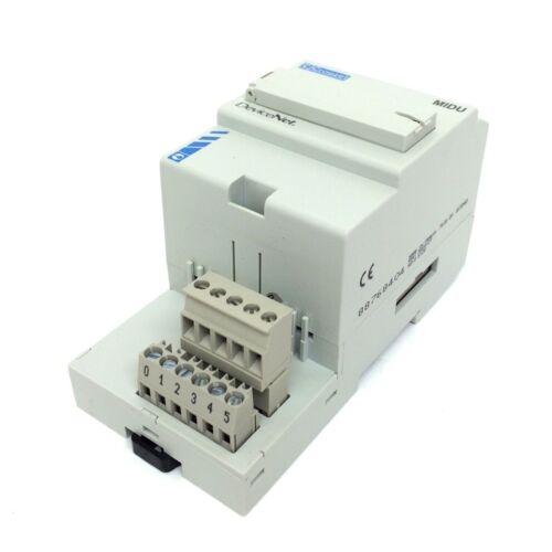 Device-net 88-761-004 crouzet rpx 88761004
