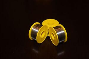 300 gms 60//40 Tin//Lead Flux 2.0/% 0.8mm rosin flux solder wire 3 Rolls