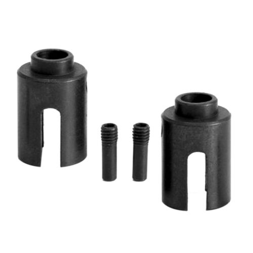 2pcs Metal Drive Cup Ersatzteile für Remo 1025//1021 1:10 Kurzen Lkw