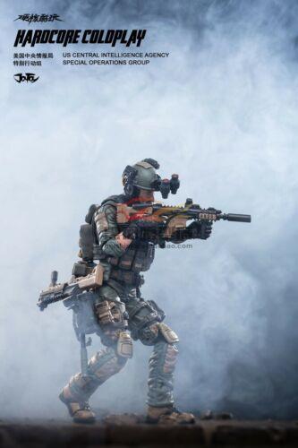 1//18 JOYTOY CIA Task Force Hero JTHC005 Action Figure Collectible Model Toys