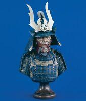 Verlinden 200mm (1/9) Japanese Samurai Warrior Bust [Resin Figure Model] 1749