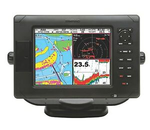 simrad nx40 gps plotter/fishfinder/radar/ais mfd p/n: aa010020, Fish Finder