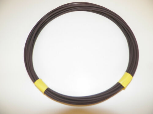 25 feet coil GXL 16 Ga. BROWN Abrasion-Resistant General Purpose Wire