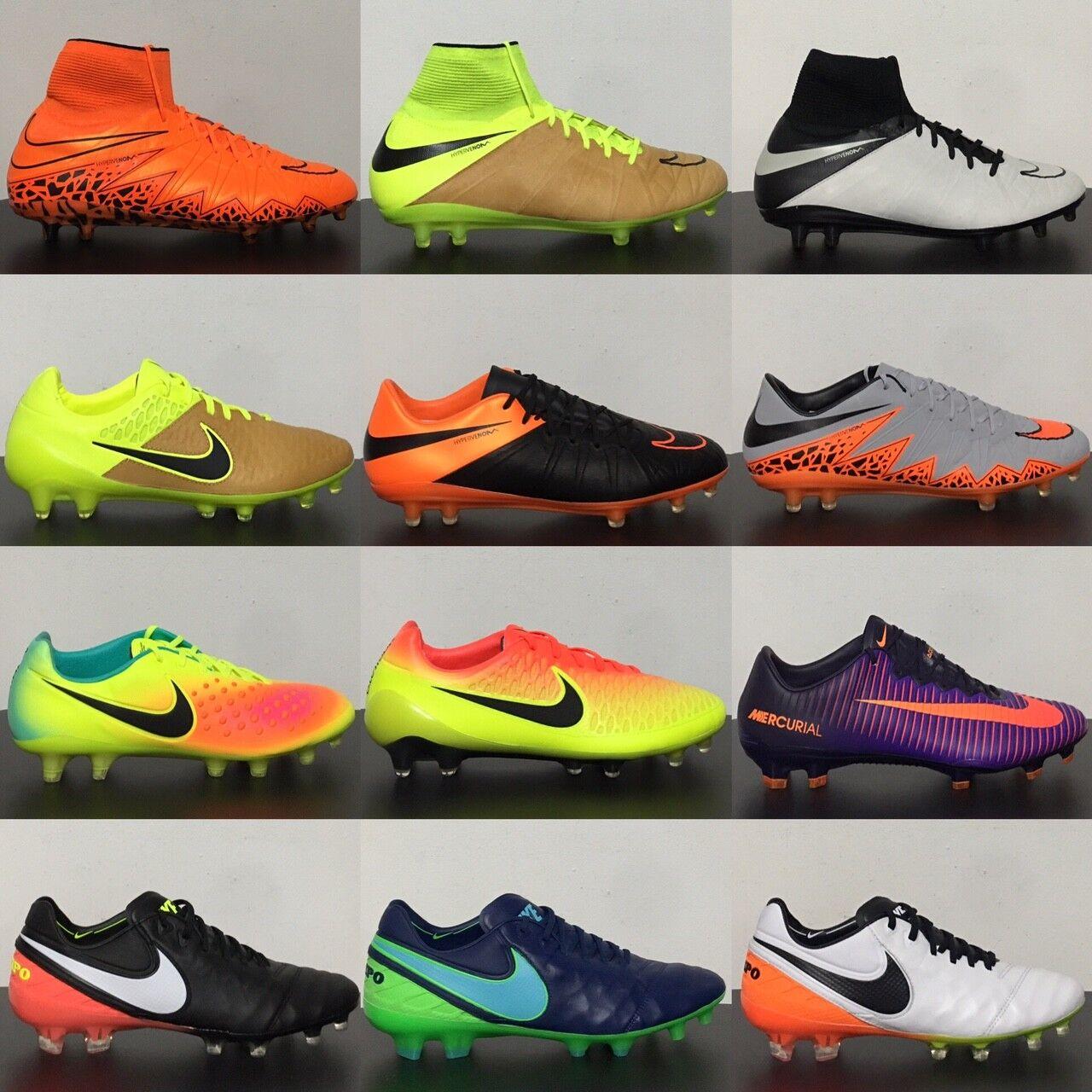 Nike Hypervenom Phantom Magista Opus Mercurial Vapor Tiempo Legend Soccer Cleat