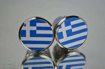 Ceska Czech Republic Flag Handlebar End Plugs Bar Caps Handlebar Stoppers Bouchons