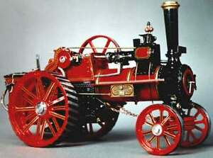 Allchin-Agricultural-Engine-kit-white-metal-model-to-assemble-and-paint