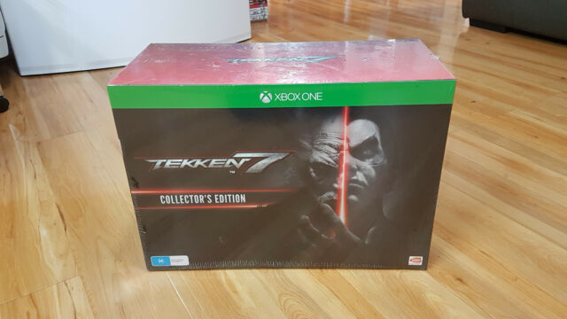 Tekken 7 Collector's Edition - Xbox One - BRAND NEW