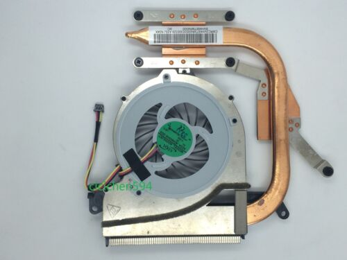 Sony Vaio E14125YCW E1411S8CP E14128CCP E1412SHC E14118ECW CPU Fan With Heatsink