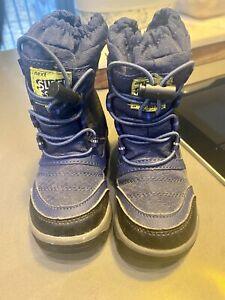 Boys-Next-Blue-Winter-Walking-Snow-Boots-Infant-UK-Size-4