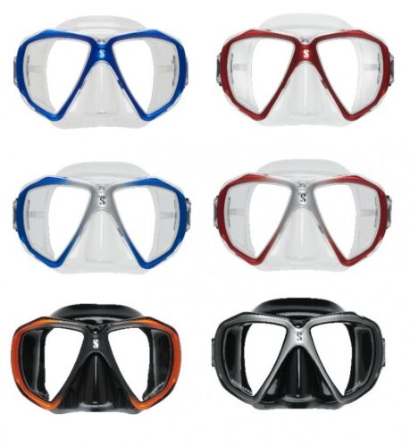 Scubapro Spectra Diving Mask Various Colours Diving Mask