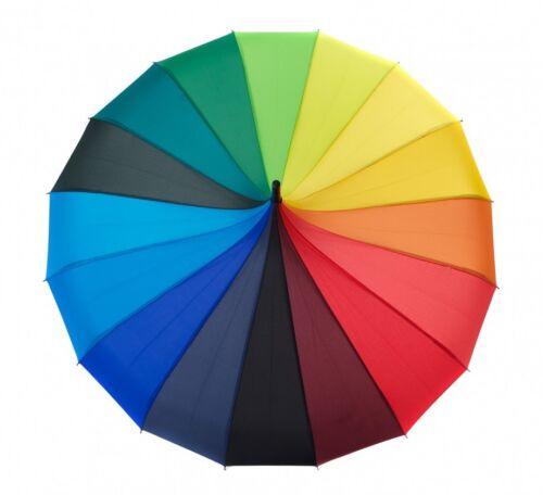 BELLE PAGODE Rainbow Design Parapluie