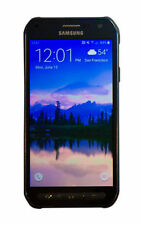 Unlocked Samsung Galaxy S6 Active SM-G890A 32GB (AT&T, T-Mobile)Camo Blue  Phone