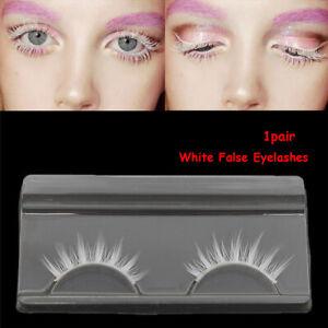 Cosplay-White-Natural-Long-Long-Cross-Eyelashes-Extension-False-Eyelashes