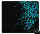 New Razer Speed Gaming Mouse Mat Pad Black &Blue Medium Size320*240*3mm (Locked)