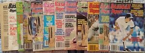 1972-1985-Lot-Of-11-Vintage-Issues-Baseball-Digest-amp-One-Basketball-Digest