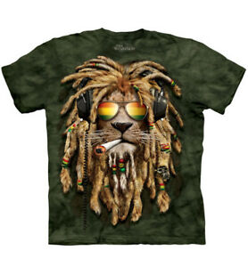 Mountain-T-Shirt-of-Smokin-Jahman-Medium