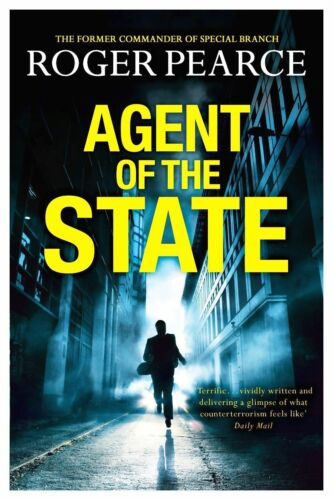 1 of 1 - Agent of the State By Roger Pearce BRAND NEW BOOK (Paperback 2013)