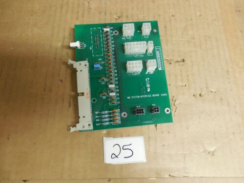 PLEXUS INK SYSTEM INTERFACE I//FACE CIRCUIT BOARD CARD 25015 25015A 25115