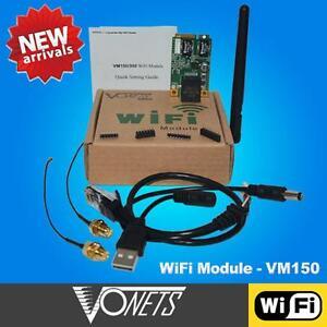 VONETS-VM300-300-Mbps-Bricolage-Mini-sans-Fil-Module-Repeteur-sans-Fil-Pont