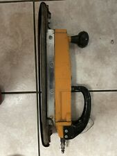 Straight Line Air Sander Central Pneumatic Model 732 Compressor Powered Tested