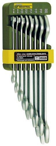 23800 8-teilig 6-21mm Proxxon SlimLine-Doppelmaulschlüsselsatz