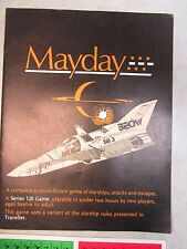 Mayday ~ Series 120 ~ Game Designers' Workshop ~ Uncut ~ Original Ziplock ~ 1978