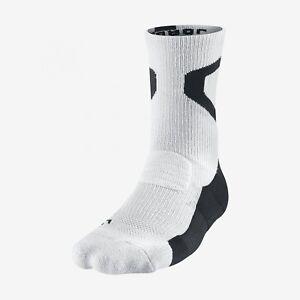 huge discount 35611 b05b6 Image is loading Air-Jordan-Jumpman-Basketball-Crew-White-Black-Cushioned-