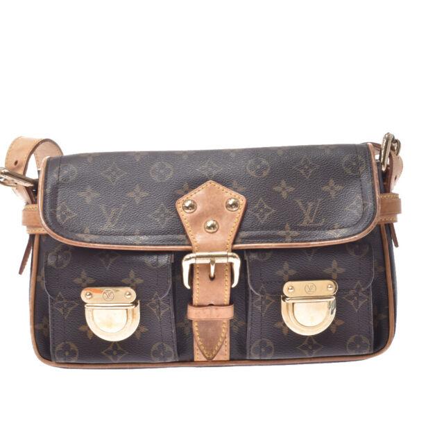 Louis Vuitton Hudson Pm Shoulder Bag Monogram M40027 For Sale Online Ebay
