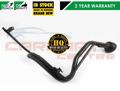 FOR NISSAN QASHQAI 1.6 2.0 PETROL 2007-2013 FUEL FILLER KNECK NECK PIPE NEW