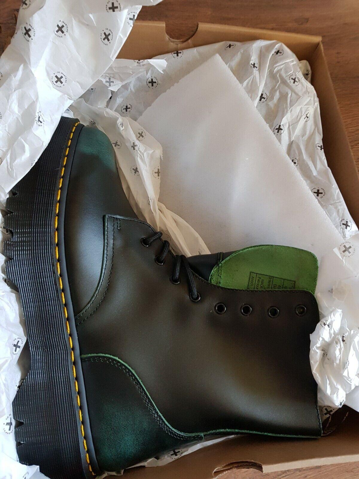 Dr Martens Jadon Size Uk 13 Green, just 99pounds
