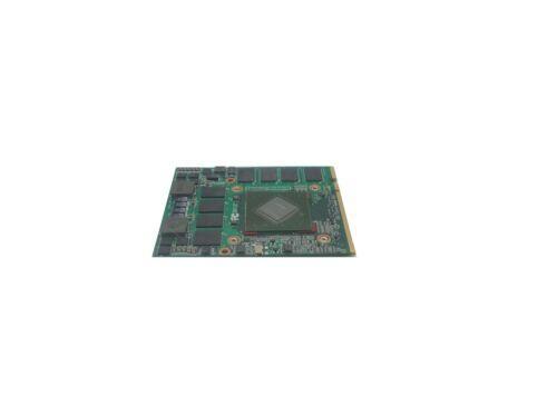 Genuine HP EliteBook 8730w P610 QUADRO FX 2700M 512MB Video Card 493983-001