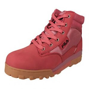 Fila Grunge Mid WMN, Zapatillas para Mujer, Rosa (Canyon Rose), 39 EU