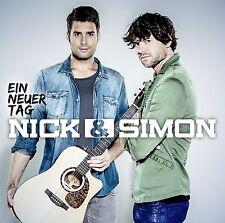 NICK & SIMON - EIN NEUER TAG  CD NEU
