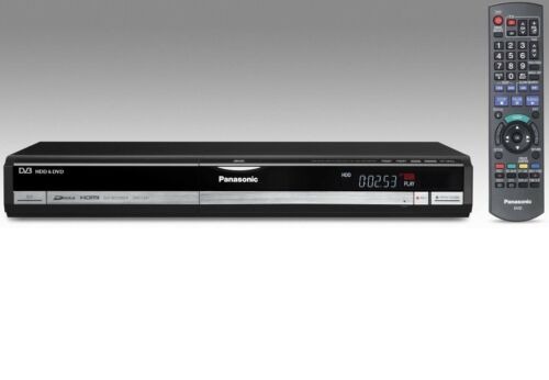 1 of 1 - Panasonic Region Free DMR-EX87 DVD/HDD 250GB Recorder HDMI Freeview SD Viera SD
