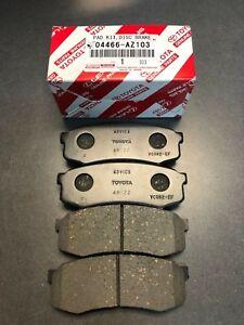 4RUNNER FJ CRUISER REAR BRAKE PADS                        OEM TOYOTA 04466-60090