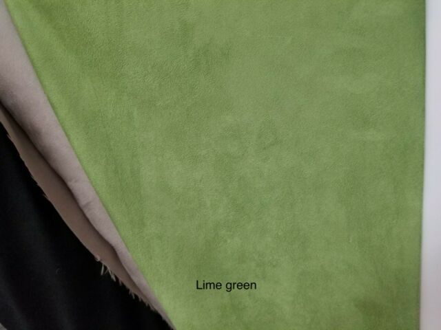 Upholstery micro suede fabric -58