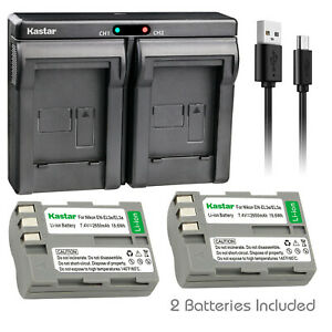 Kastar-EN-EL3e-Battery-Pack-Charger-for-Nikon-D700-D300-D200-D80-D90-D70s-D50