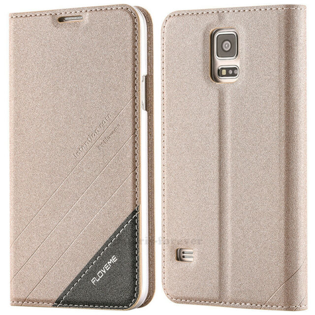 Magnetic Flip Wallet Leather Card Case Cover for Samsung Galaxy S5 S6 Note4 New