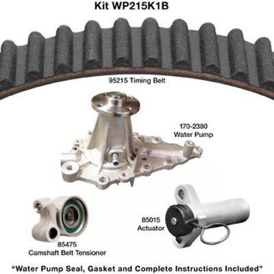 Engine Timing Belt Kit with Water Pump-Water Pump Kit w//o Seals w//ELA Belt Dayco