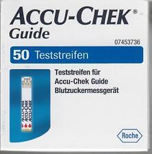 Accu-Chek Guide Teststreifen PZN 11664909 neu+OVP vom med. Fachhändler
