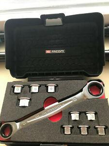 Facom ringschlüsseln en pratique Pocket étui 8-19 mmNouveau neuf dans sa boîte!