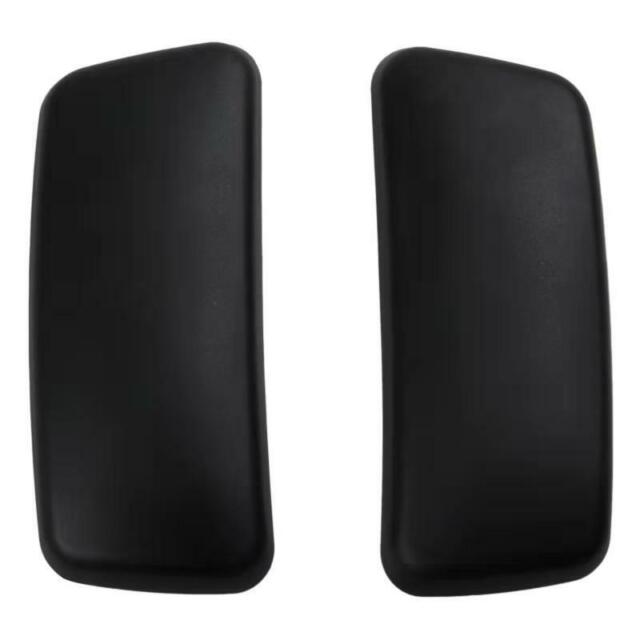 Stupendous Brand New Arm Pads Caps Replacement For Haworth Zody Office Chair Black 1 Pair Dailytribune Chair Design For Home Dailytribuneorg