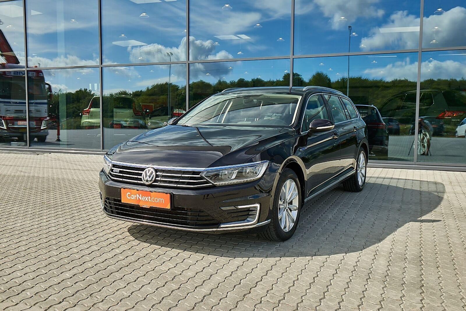 VW Passat 1,4 GTE Variant DSG 5d - 284.900 kr.