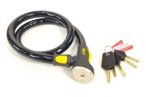 "Onguard 8026 Rottweiler blindé Câble Verrou 20 mm x 3.3/"""